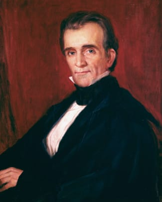 test Twitter Media - Happy President's Day! #DYK James Polk was the first US president to enjoy the comfort and convenience of gas lighting in the White House when he had gas lines piped to the chandeliers on the State Floor in 1848. https://t.co/lXnZSeFixV