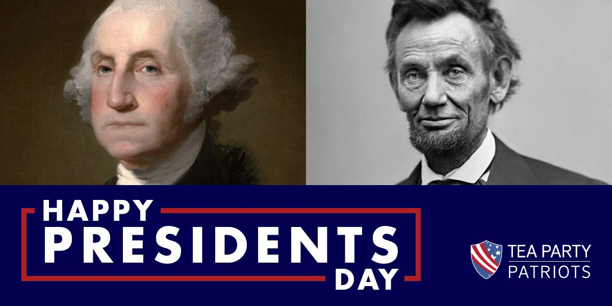 As we remember our presidents, we are thankful for a nation that has peacefully transferred power for over 200 years.   #TeaParty #MAGA  #PresidentsDay