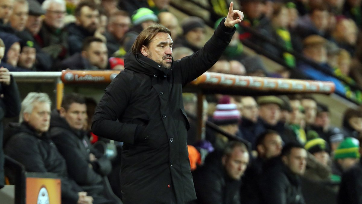 🗣 Daniel Farke will be appearing at a @NorwichCityFSC forum on Wednesday. #ncfc   More info here ➡️  https://t.co/2NepCTPg76