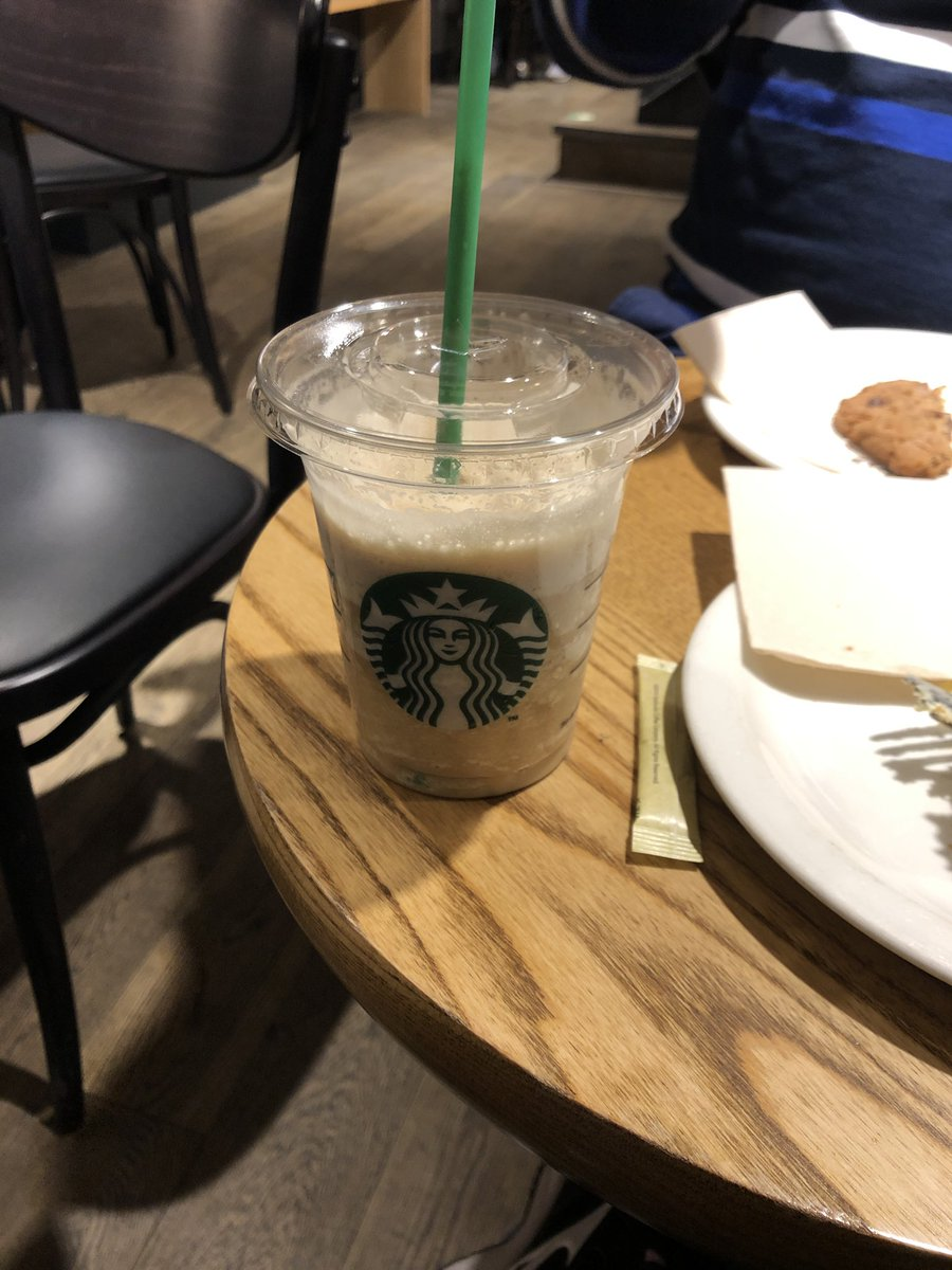 Death, Taxes and Starbucks , you can always count on it rsrs