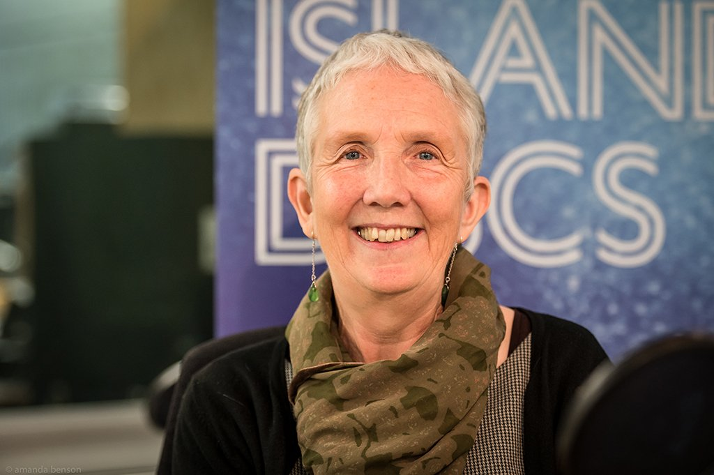 """I'm at the extreme end of the fly-by-the-seat-of-your-pants brigade."" @AnnCleeves, Shetland and Vera writer, on how she plots her books. https://bbc.in/2DCvJkz  #desertislanddiscs"