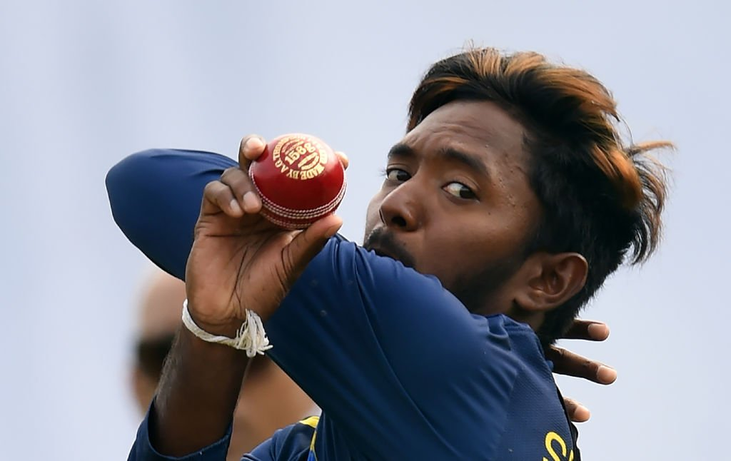 Following remedial work and reassessment, Akila Dananjaya may resume bowling in international cricket.   FULL STORY ⬇️  https://t.co/jdxP1qLHRp