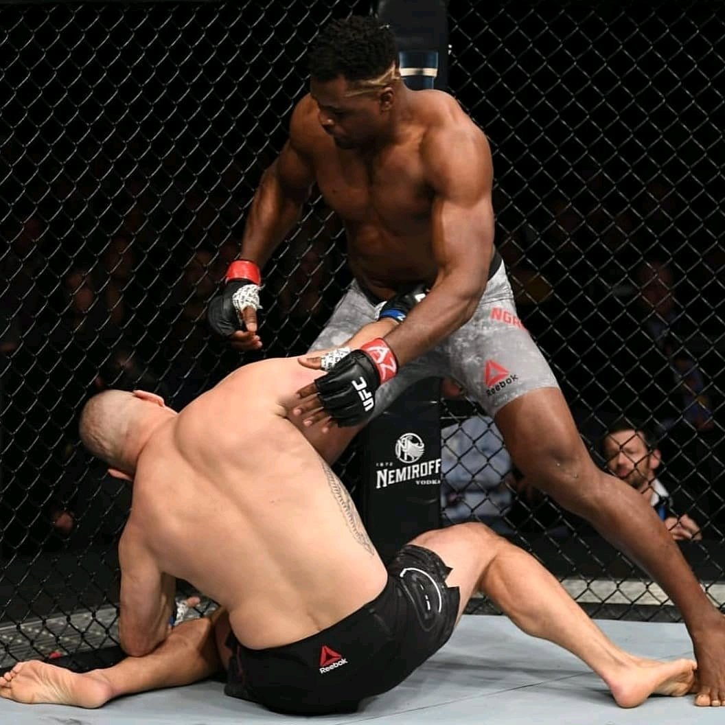 El Rocktagono's photo on Cain