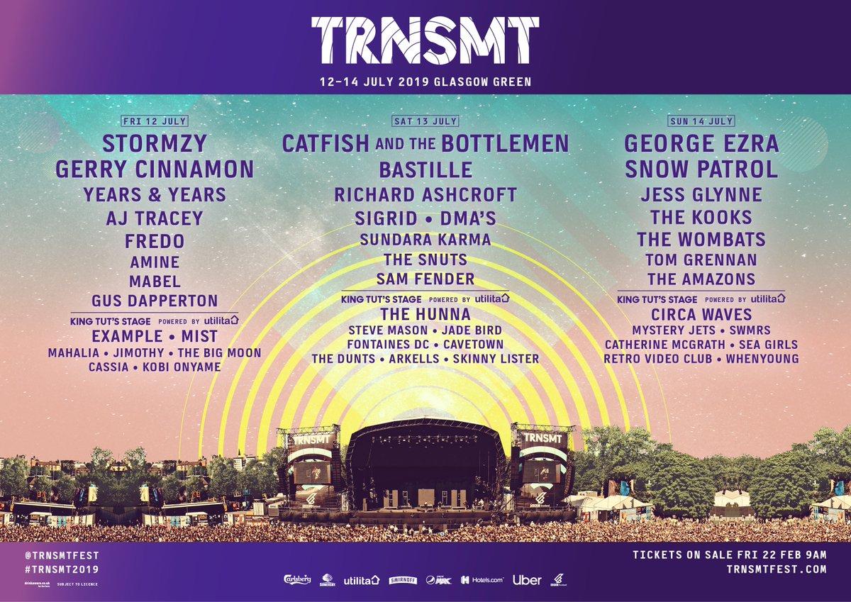 TRNSMT Festival's photo on TRNSMT