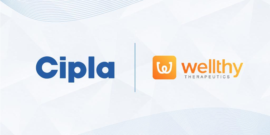 Keeping with our commitment of providing holistic offerings for patients, @Cipla_Global and @Wellthy_Care collaborate to introduce #DigitalTherapeutics for #Diabetes & Cardiovascular Diseases. Know more: https://www.cipla.com/uploads/mediakit/1550497528_Cipla-Wellthy%20Press%20release%20FINAL.PDF…