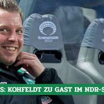 Image for the Tweet beginning: #Werder-Fans aufgepasst! Coach Florian #Kohfeldt