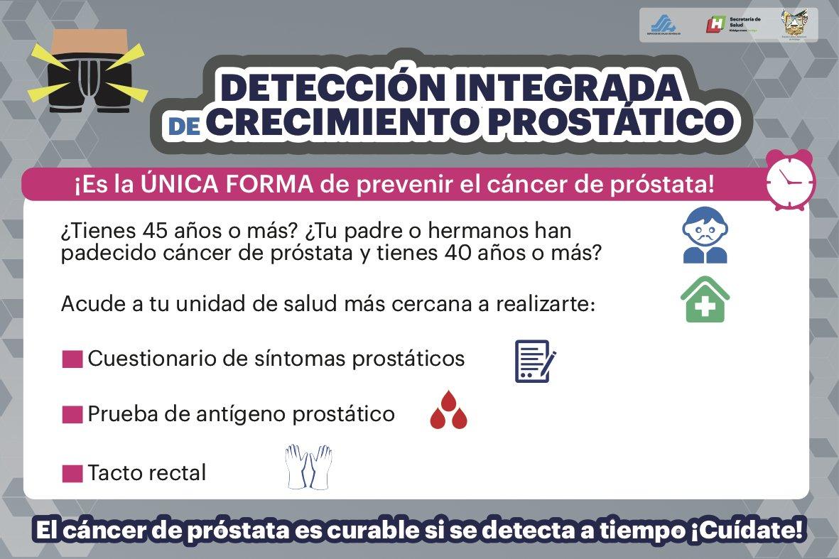 riza qué hacer para un video saludable de próstata