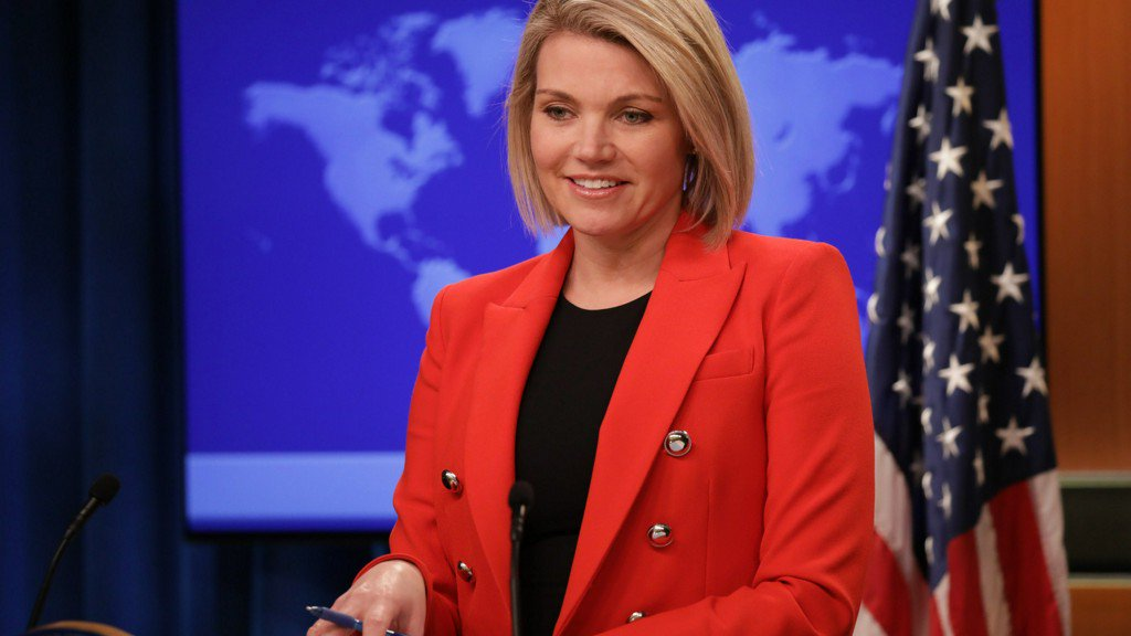 Trump's U.N. pick Heather Nauert withdraws over nanny's work status, unpaid taxes https://t.co/wrfyUM7Ruk
