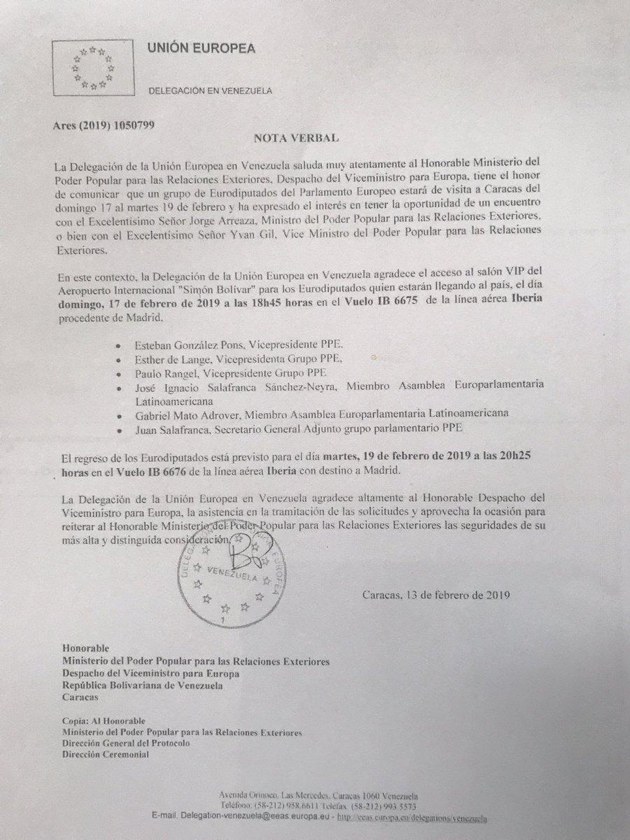 Maduro: Si algo me pasa, ¡retomen el poder y hagan una revolución más radical! - Página 8 DzsrlH0W0AEdbhu