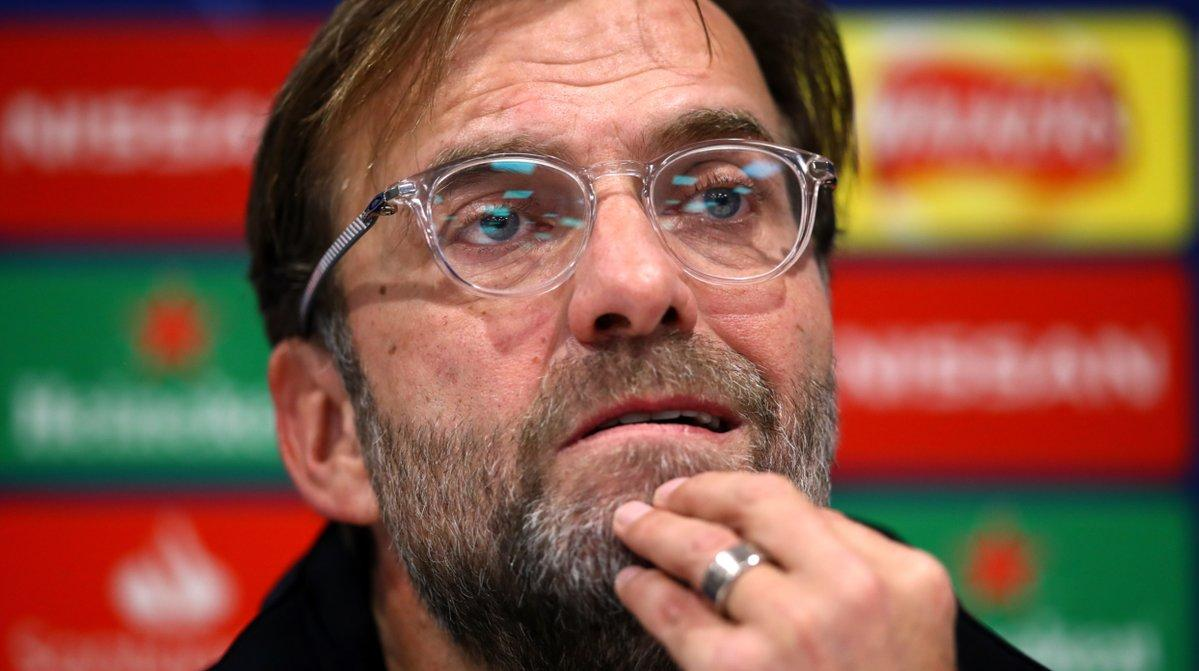Liverpool's squad update:  Lovren - Out with injury Gomez - Out with injury Van Dijk - Suspended Oxlade-Chamberlain - Still only in light training Firmino - Missed training due to virus