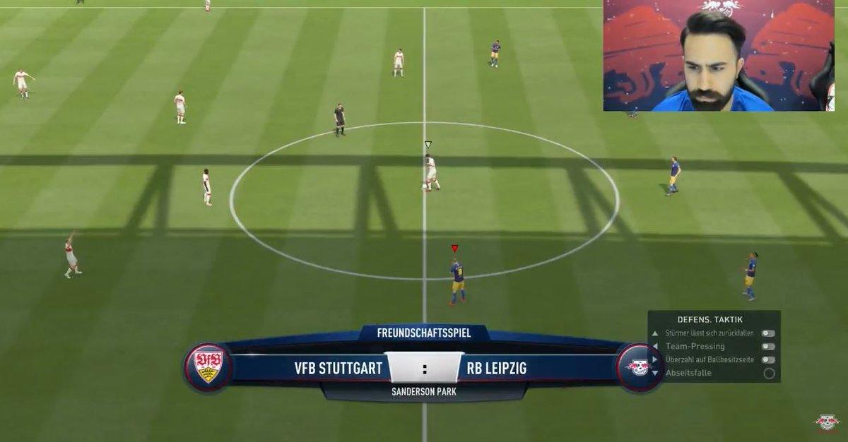 🕹 #RBLeSports  🤗 Doppelspieltag in der @vbl_official steht an!  ⏰ 16.30 Uhr 🆚 @VfB_eSports  ⏰ 18.00 Uhr 🆚 @kleeblattfuerth  ⚽ Spiele im Livestream ▶ https://www.youtube.com/watch?v=wnwvsx_ovjE…