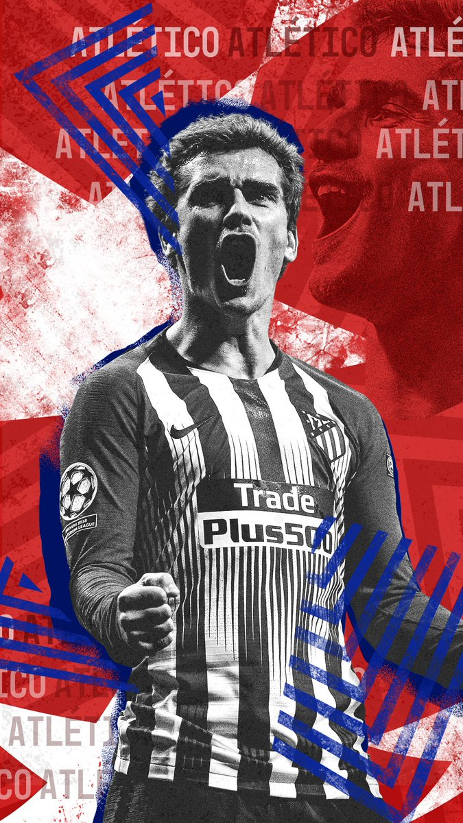 🏟️ ⚽️ 📲  More #UCL last 16 hero wallpapers!  ⚡️ Griezmann 👏 Ronaldo  🧤 Fährmann 💥 Agüero  Who are you saving as your background? 🤔  Show us in the comments 👇👇👇