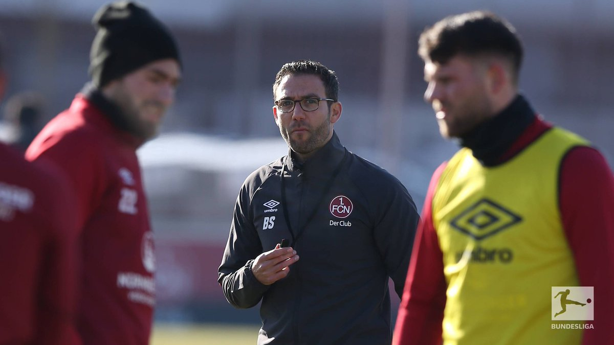 First game in charge ☝️  Can new interim head coach Boris Schommers spark the great escape against the league leaders tonight?  @1_fc_nuernberg #FCNBVB