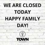 Closed today to spend some time with our loved ones. Enjoy your day! . Back open tomorrow at noon. . . #betterbeer #strongercommunity #whitby #craftbeer https://t.co/MhP36swnhL
