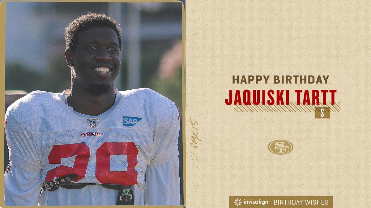 Happy birthday @Quaski29! 🎉