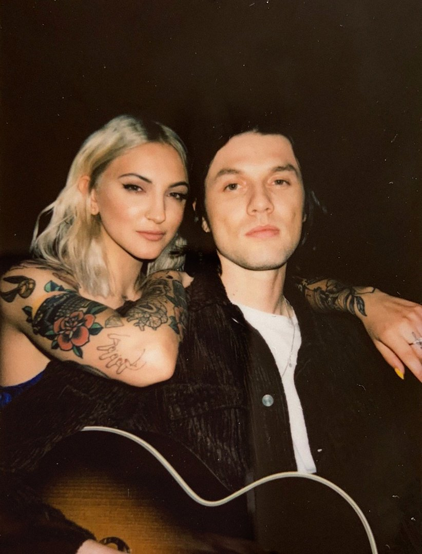 This Friday! New song featuring my friend @juliamichaels x
