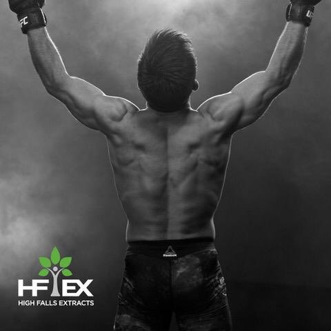 """""""Staying sharp means also taking time to relax - but just because i'm not training for a major fight doesn't mean i don't continue my fitness regimen. That includes using CBD from @HighFallsExtracts. Use Henry20 to get 20% off your products on their site"""" #highfallsextracts"""