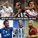 Image for the Tweet beginning: AGORA É COM VOCÊS! Quem