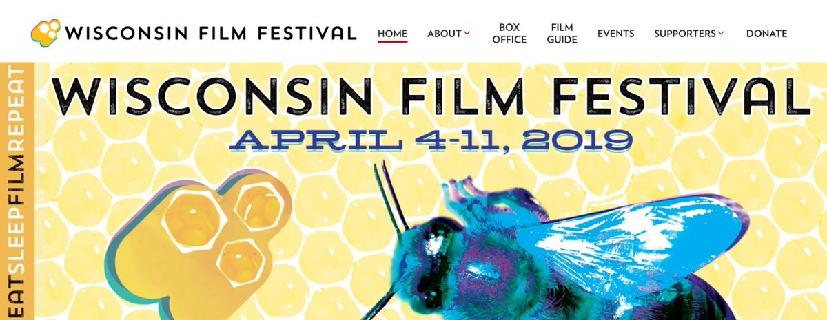 Now That Wisconsin Film Festival Has >> Wifilmfest Hashtag On Twitter
