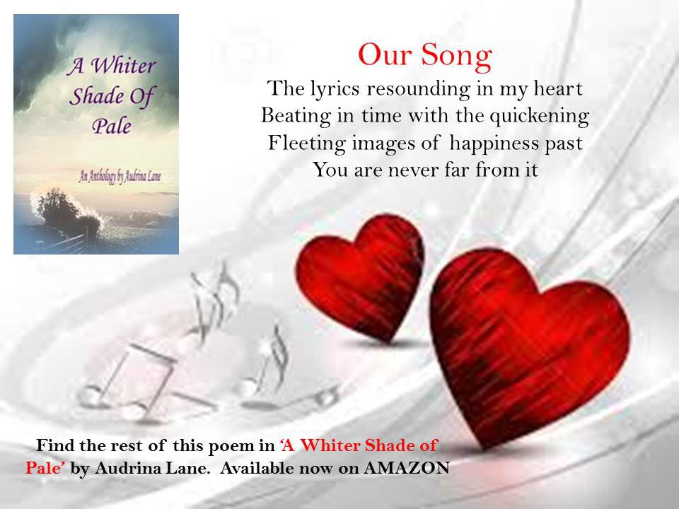 RT @AudrinaLane: Want a wonderful poetry & short story anthology? Check out mine for only 99p/99c or FREE on KU! http://buff.ly/2RrPsZn #PictPublishing #poetry #poetrylovers #shortstories #readers #authors #MusicMonday