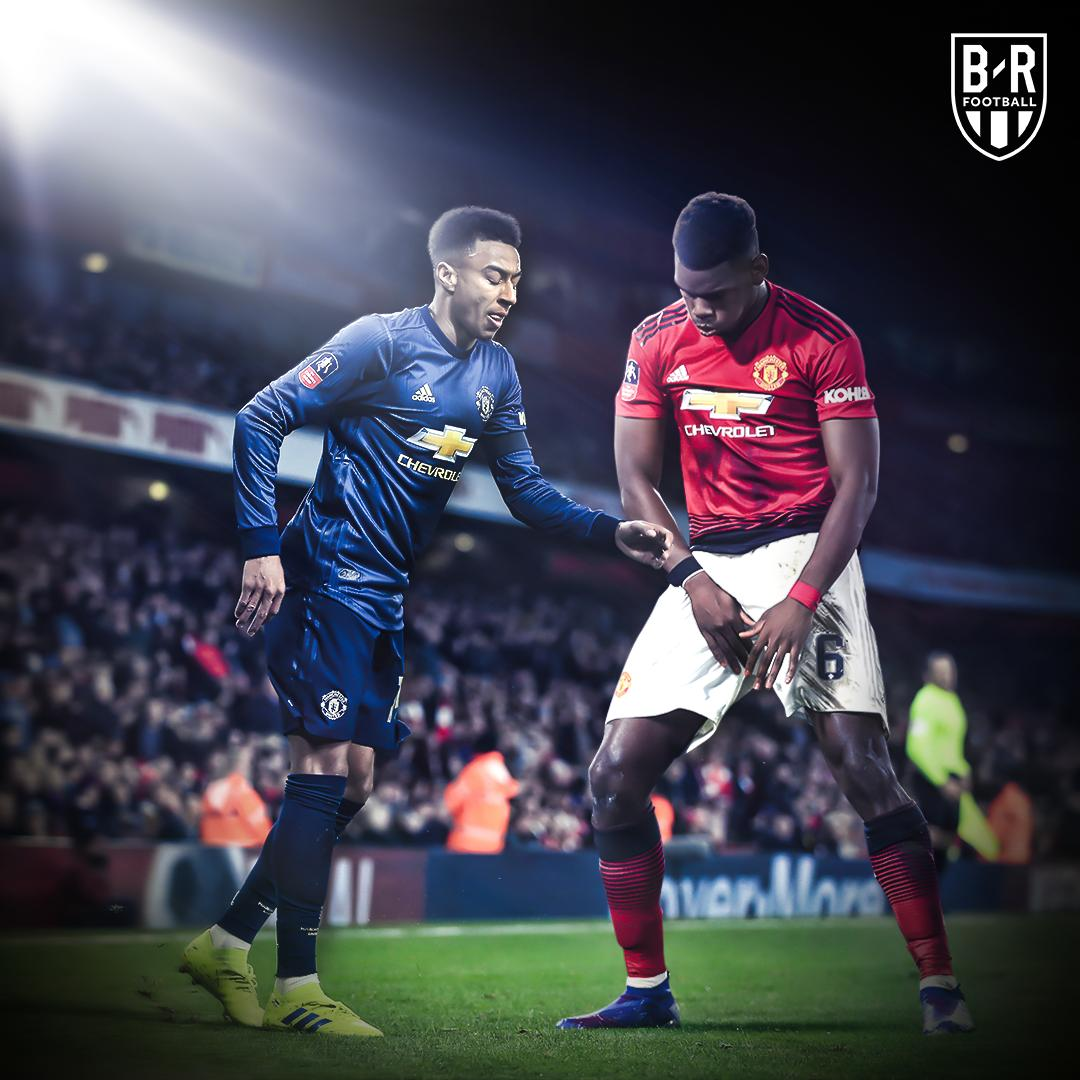 The FA Cup is Manchester United's dancefloor 🕺