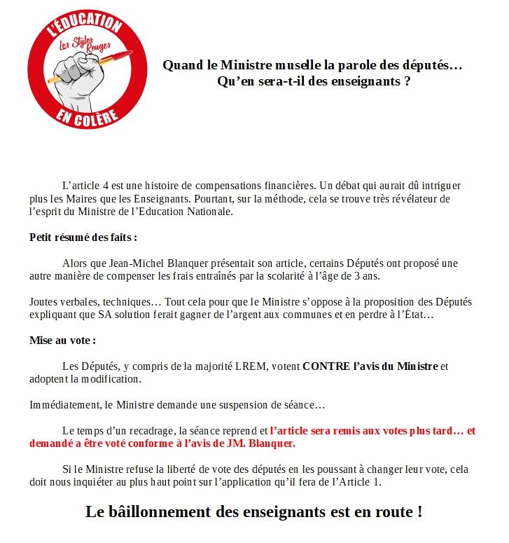 Les Stylos Rouges's photo on #DirectAN