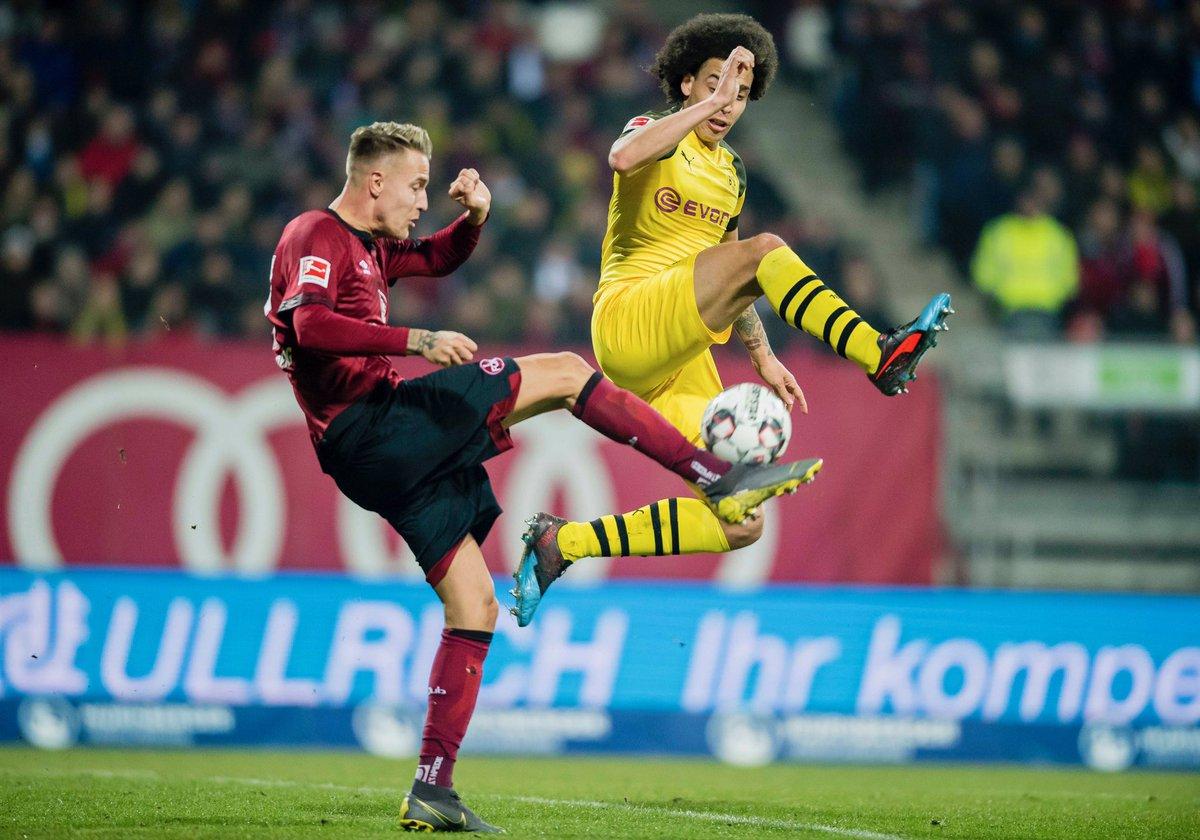 Кризис продолжается. Дортмунд не смог обыграть последнюю команду Бундеслиги - изображение 1