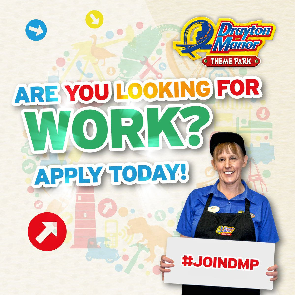 We're recruiting!  Do you want to be part of the team who create fun family memories? Apply now http://socsi.in/1Uhcc
