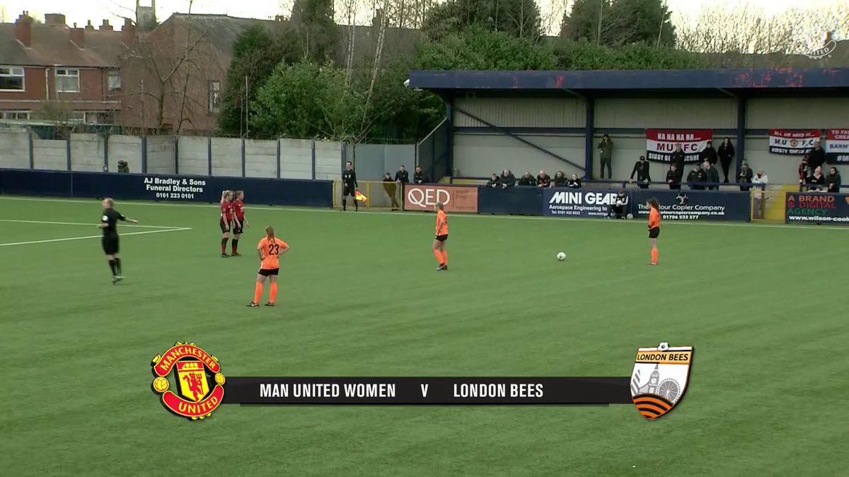 Our #SSEWomensFACup journey continued on Sunday with a fine win over London Bees! #MUWomen