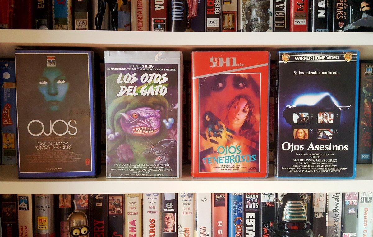 Pop Culture España's photo on #LunesDeOjos