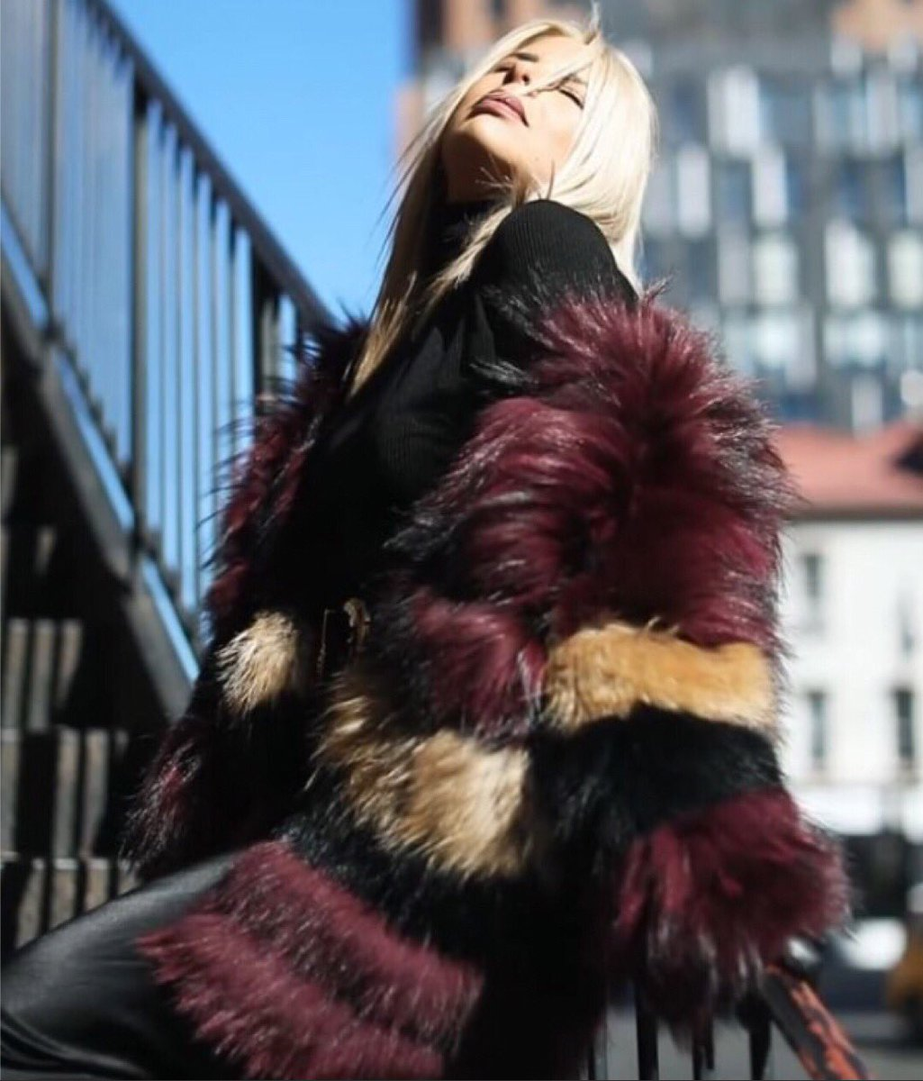 2341eeddfe79 Making a statement #NYFW roundup • Shop http://typealpha.com • #Fur  #FurCoat #FurFashion #Style #Fashion #WinterStyle #NYCFashion #FauxFurCoat  #TeddyCoat ...