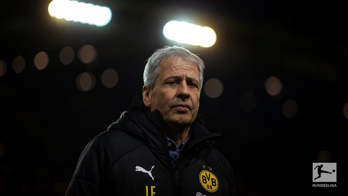 Lucien Favre is hours from becoming only the fourth non-German ever to reach 250 #Bundesliga games as a coach 🙌🇨🇭   @BlackYellow #FCNBVB