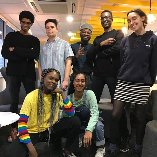 We're thrilled to partner with this fantastic Youth Transformation agency...looking forward to meeting the CB19 team next month! #diversity #talent