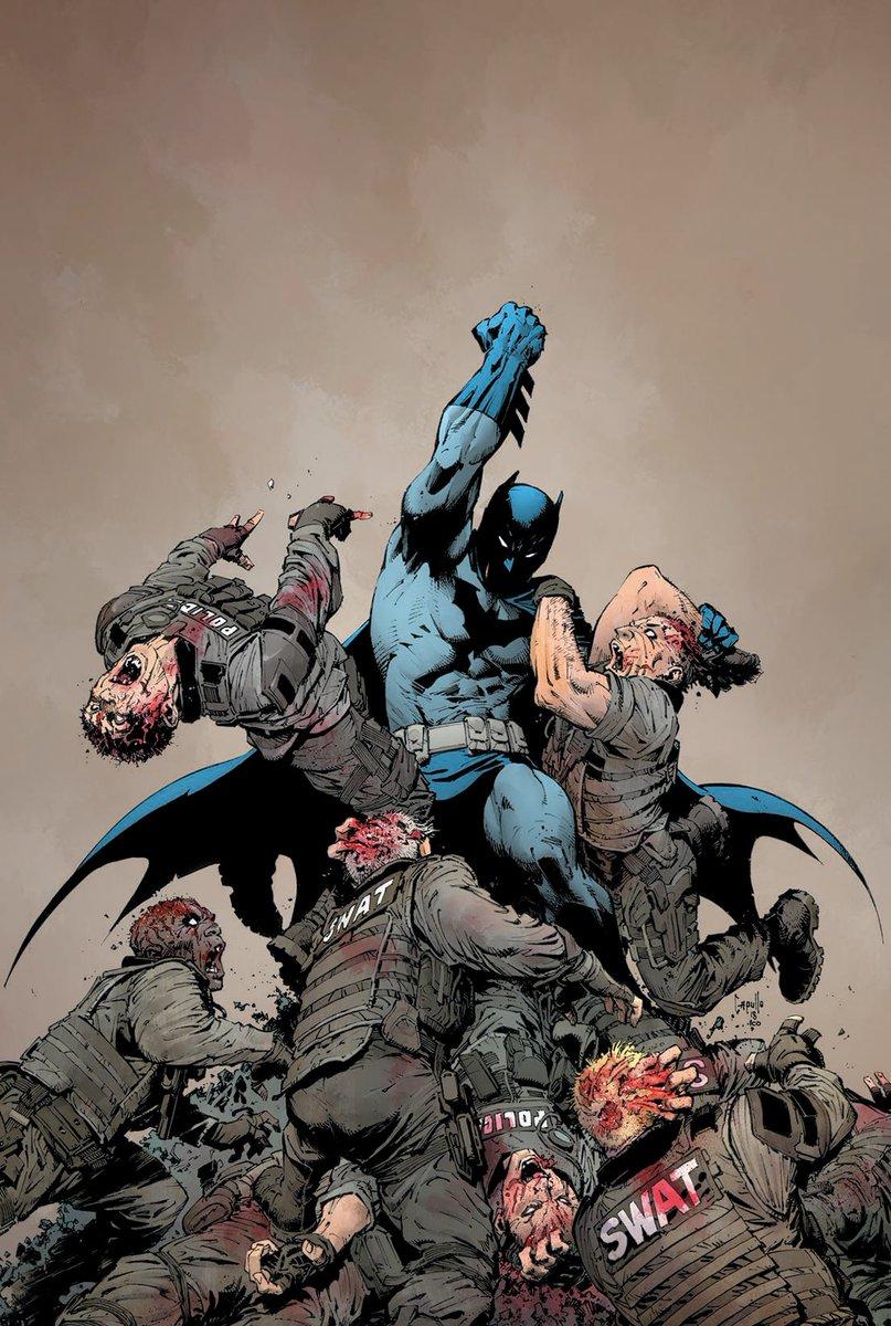 【DC宇宙相關】不義聯盟漫畫作者的故事封面暗示小丑將跟史蒂芬‧金的「牠」一樣可怕!