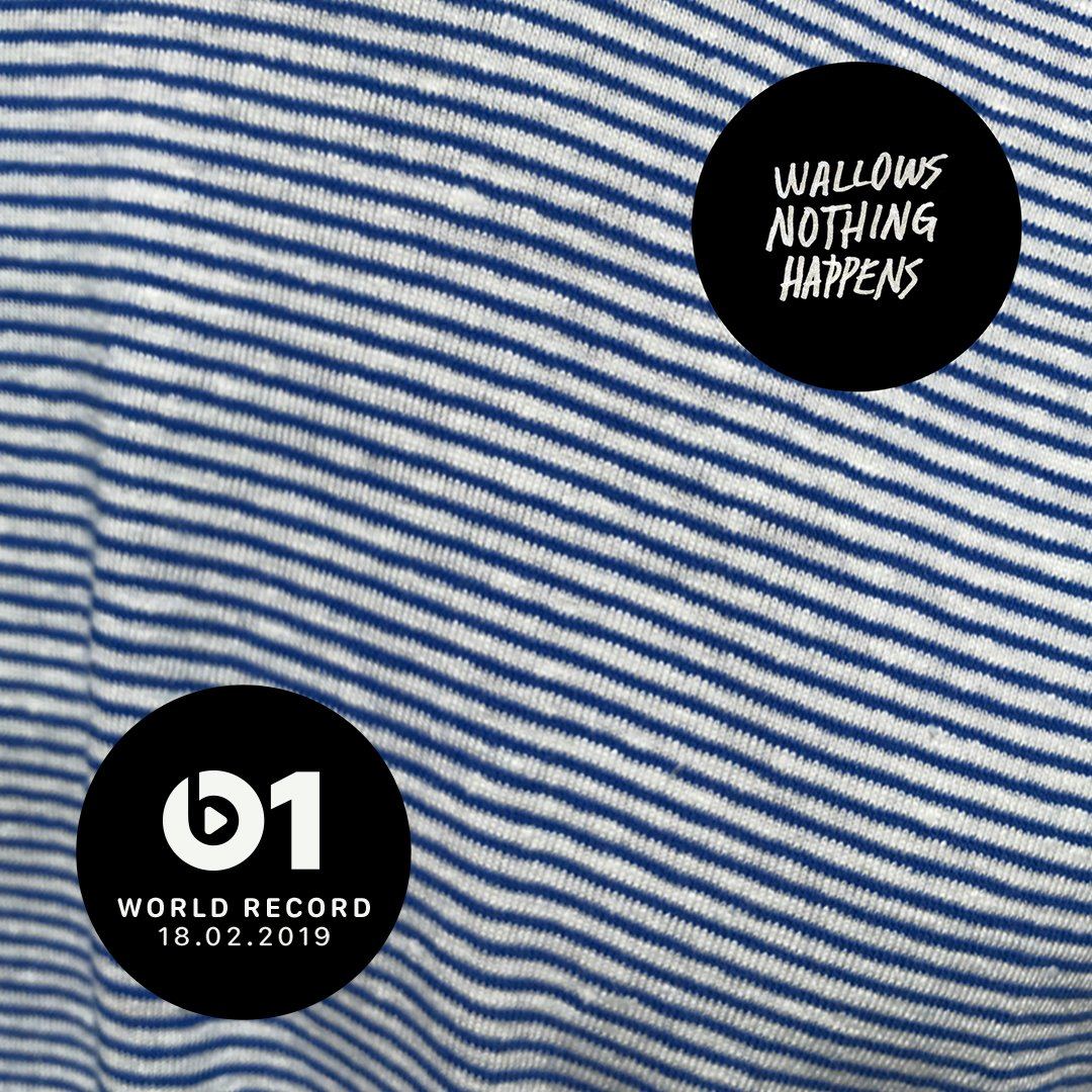 'Scrawny mother f*****s with the cool hair styles'- today's #WorldRecord from @wallowsmusic 'Scrawny' 👉🏼📲 LISTEN  https://t.co/eQdZpWDyCu