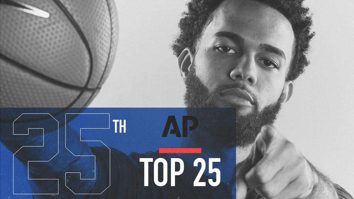 UB Men's Basketball's photo on AP Poll