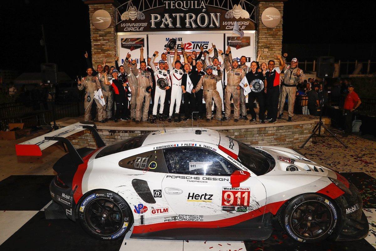 Porsche GT Team IMSA's photo on #Porsche