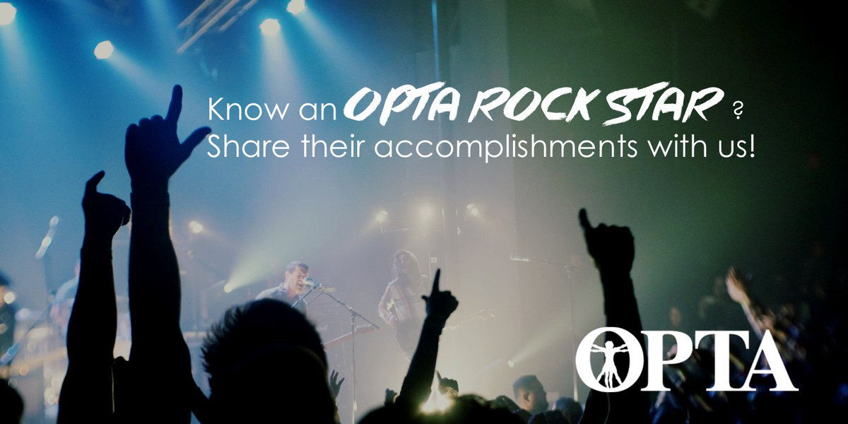 Who are some RoCkStArS in your district? These are members who have been published, won an award of some kind or have received some recognition in their profession. We want to hear about them. Submit a ROCKSTAR nomination today! http://ow.ly/jqno30nIplV
