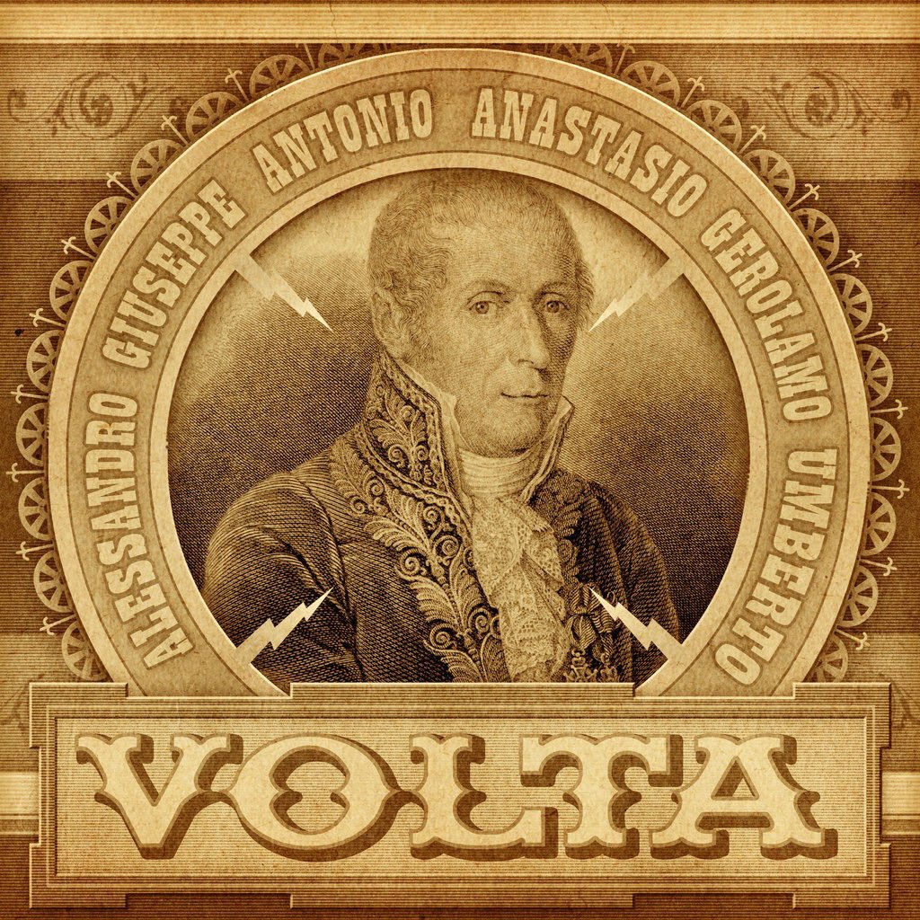 #OnThisDay in #energy history, 1745 ⚡ the inventor of the first electric battery and namesake of the volt, Alessandro Volta, was born https://t.co/Lb8nnS3a55  #BatteryDay
