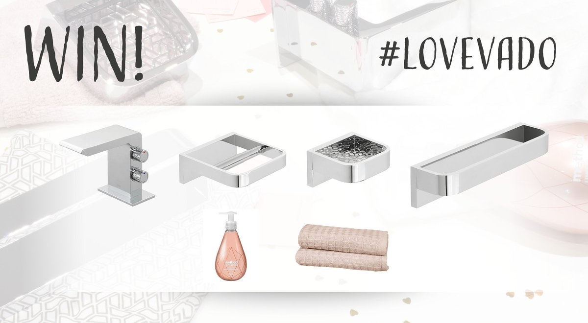 #CompetitionTime   #Win a luxurious Omika Cloakroom Package worth over £650! To enter, make sure you like this, RT and follow us.  Closes 21.02.19, UK entries only. #Competition #LoveVADO #MondayMotivation  #Comp<br>http://pic.twitter.com/YlcVkH2rPs