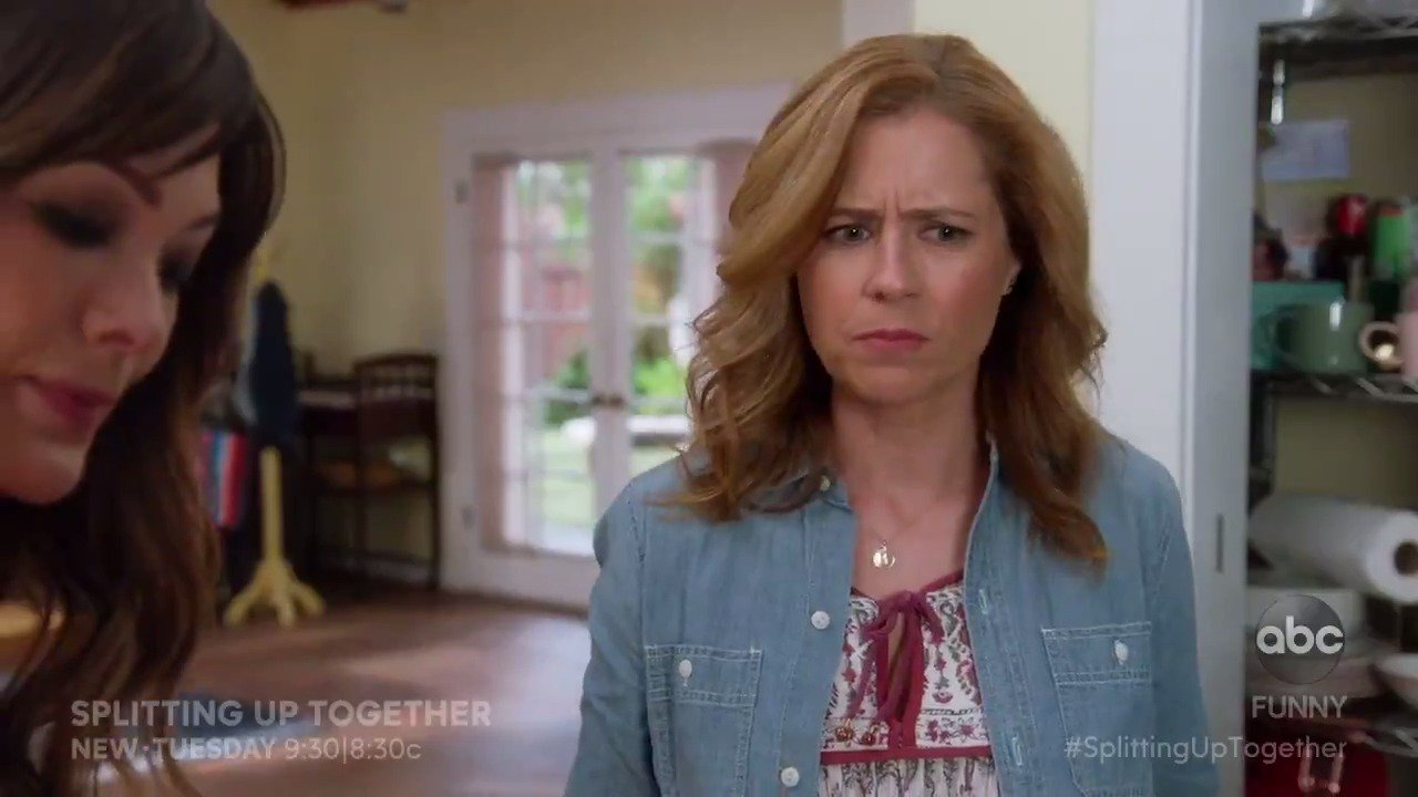 #SplittingUpTogether is back Tuesday! It's all been leading up to this. This is gonna be a big one. https://t.co/0JCMUjbiJc