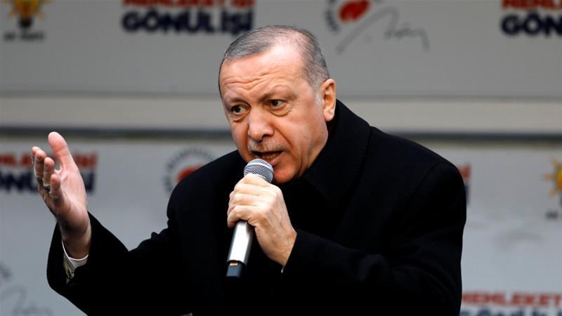 NATO gives arms to 'terrorists' but not to Turkey, Erdogan says https://aje.io/szlsh