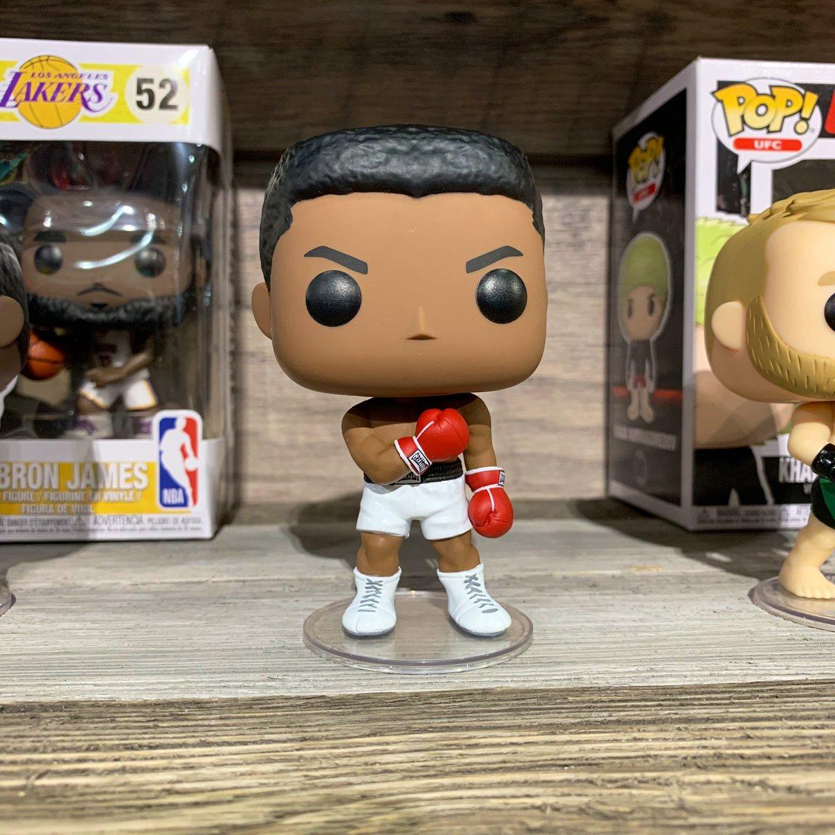Pop Funko Muhammad Ali