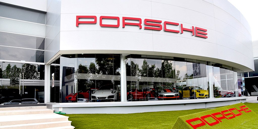 Porsche Angelópolis's photo on #Porsche