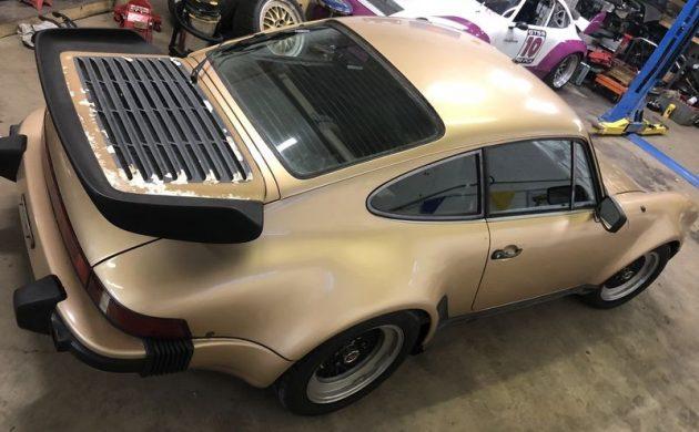 Barn Finds's photo on #Porsche