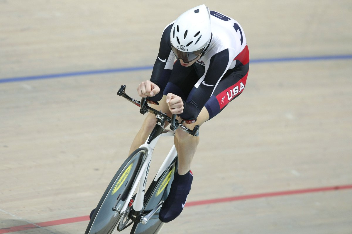 test Twitter Media - Taylor _____ 🇺🇸 won the Men's Individual Pursuit at the 2009 UCI Track Cycling World Championships 🌈 setting a new US record in doing so. 🕑    📰 Read our latest article to find out exactly who!  🔗https://t.co/OvuINcalmj #Pruszkow2019 https://t.co/izmDjuR7tg
