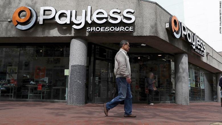 Payless is closing all its 2,100 US stores https://cnn.it/2DRGRdw