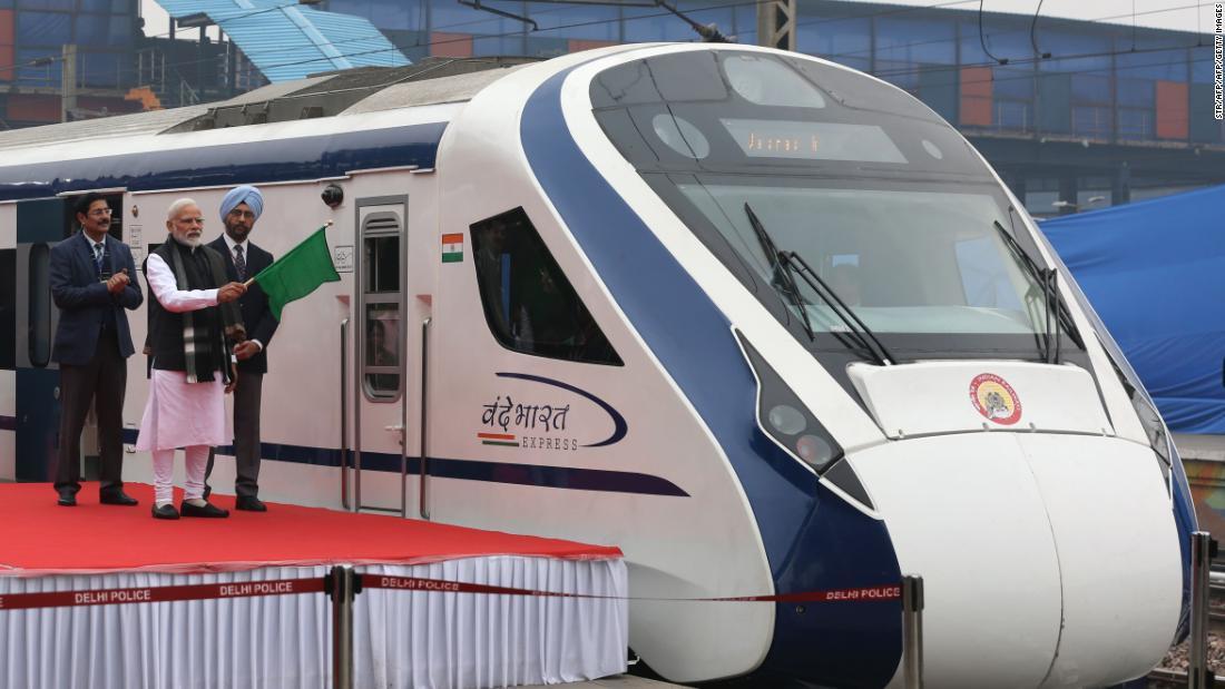 India's fastest train breaks down, day after launch https://cnn.it/2SJ8bVP