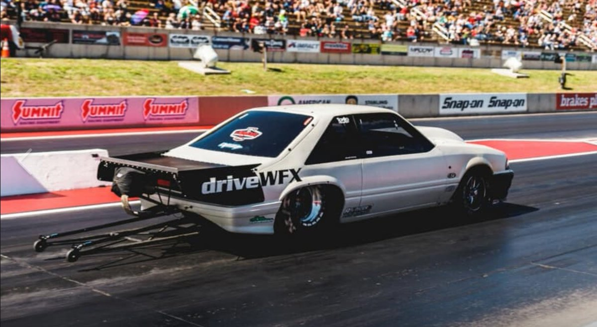 Tune in tonight, 2/18 at 9/8central on Discovery...  Racers arrive at Tucson Dragway for the sixth event in the No Prep Kings series and make some test hits to get their cars ready for the big race. Then, grudge races are set up to figure out how to get down in the dusty track.