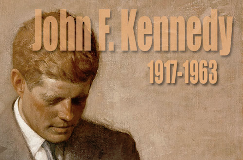President #JohnFKennedy was one of four US Presidents to be assassinated while in office. Can you name the other three? #PresidentsDay #EpluribusOne